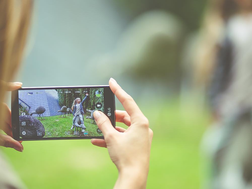 Czy telefon może zastąpić aparat? + konkurs: wygraj LG G4!