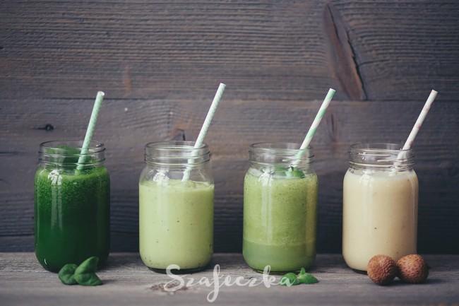Jak zrobić energetyzujące smoothie z mniszka i owoców