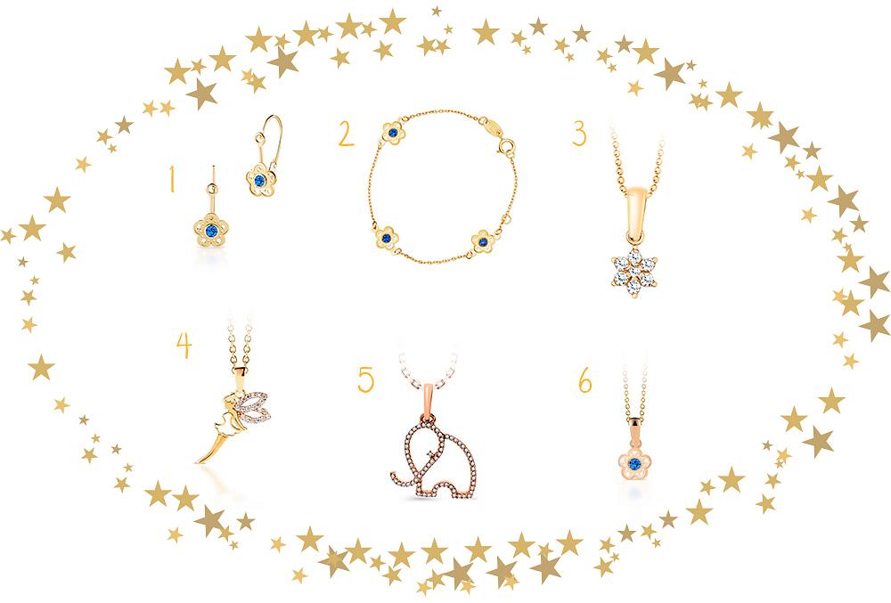 biżuteria dla dzieci w.kruk