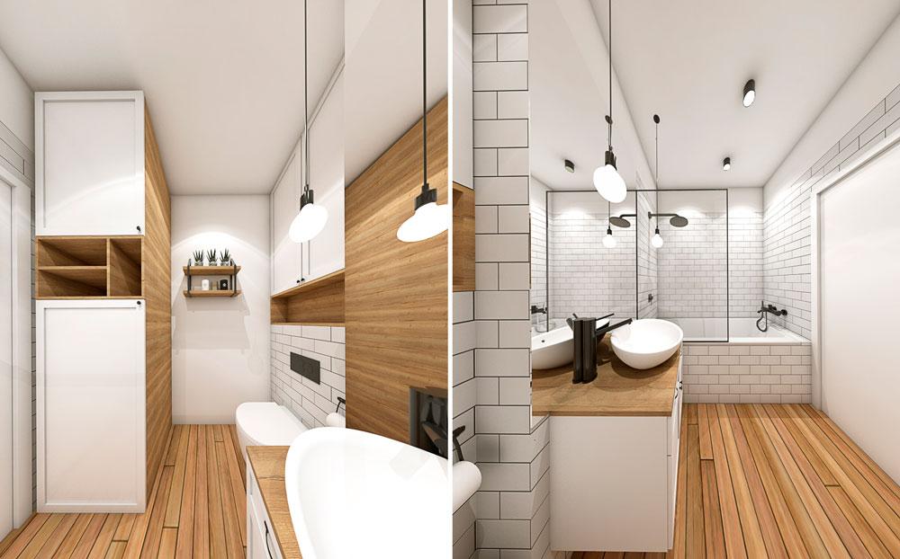 Wizualizacja Naszej łazienki Szafeczkacom